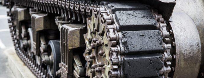 Jaký je původ slova tank? Proč se říká tank?